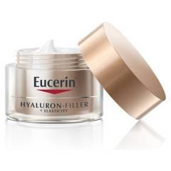 EUCERIN - Crema Facial Antiarrugas Elasticity+Filler Noche 50 Ml