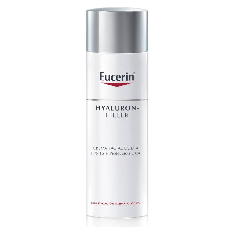 EUCERIN - Crema facial antiarrugas Hyaluron-Filler día p.normal mixta 50 ml
