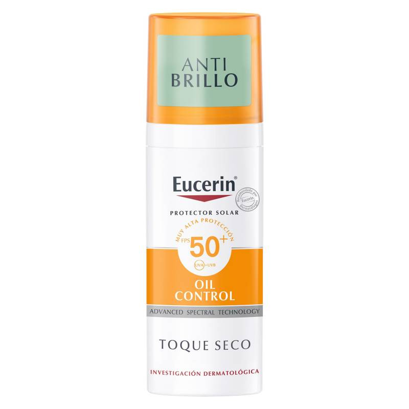 EUCERIN - Sun Face Gel Crema SPF50+ 50 ml