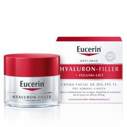 Crema Antiarrugas + Volumen Día Hyaluron-Filler FPS 15