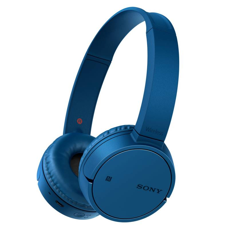 Sony - Audífonos Bluetooth WH-CH500 Azul