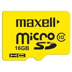 Maxell - Maxell Kit Micro 16 Gb