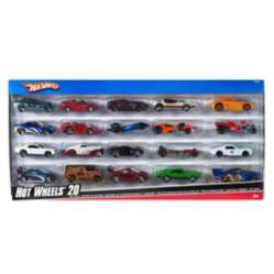 Hot Wheels - Surtido 20 Pack