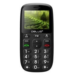 Telefono Senior S.O.S. BLACK LS13