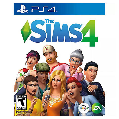 the sims 4 ps4 - falabella