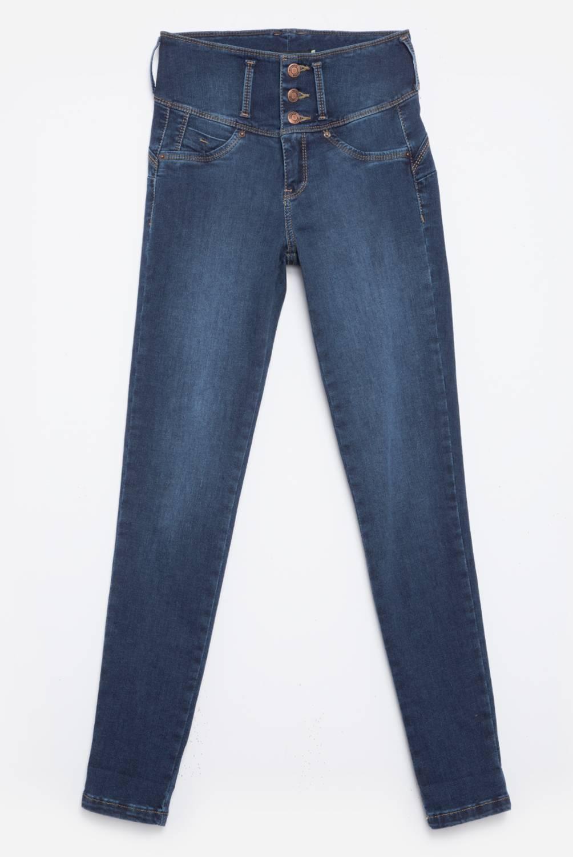 Mossimo - Jeans de Algodón Mujer