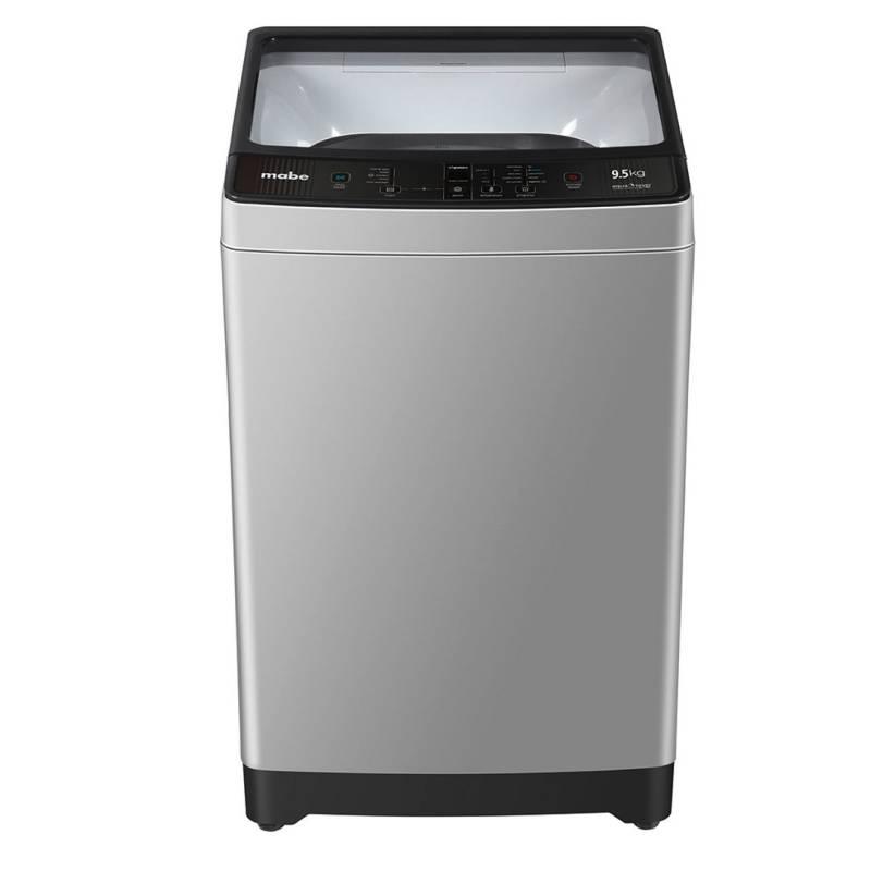 Mabe - Lavadora Automática 9,5 kg Gris LMA0920WGCL0