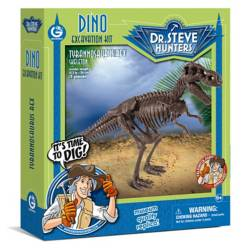 Dino Excavation Kit -Tyrannosaurus  Geoworld