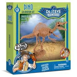 Dino Excavation Kit -Spinosaurus  Geoworld