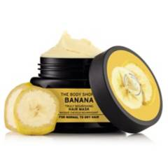 The Body Shop - HAIR MASK BANANA 240ML A0X