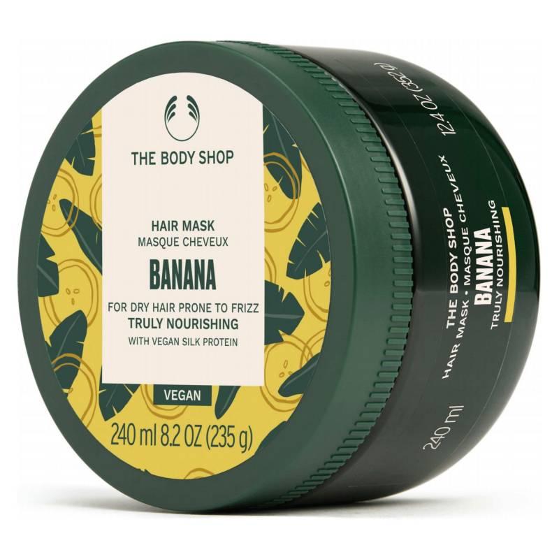 THE BODY SHOP - Hair Mask Banana 240Ml A0X
