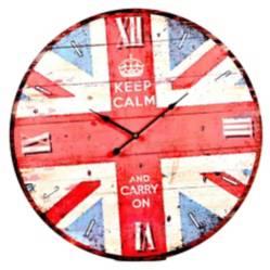 CLUBDECO - Reloj Vintage Pared