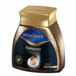 MOVENPICK - Café Instantáneo Movenpick Espresso 100G