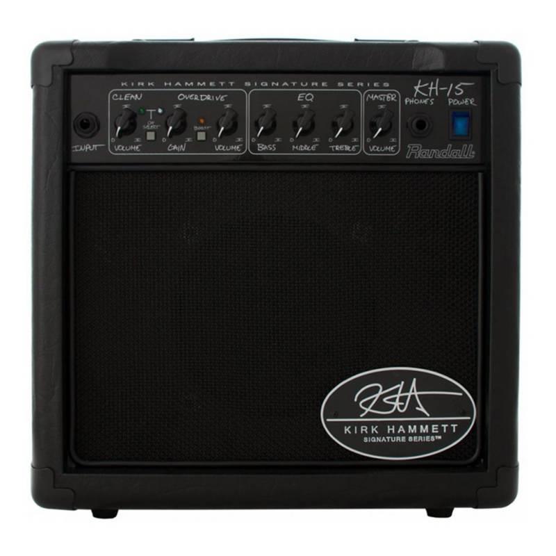 RANDALL - Amplificador Guitarra Kh15. 15 W