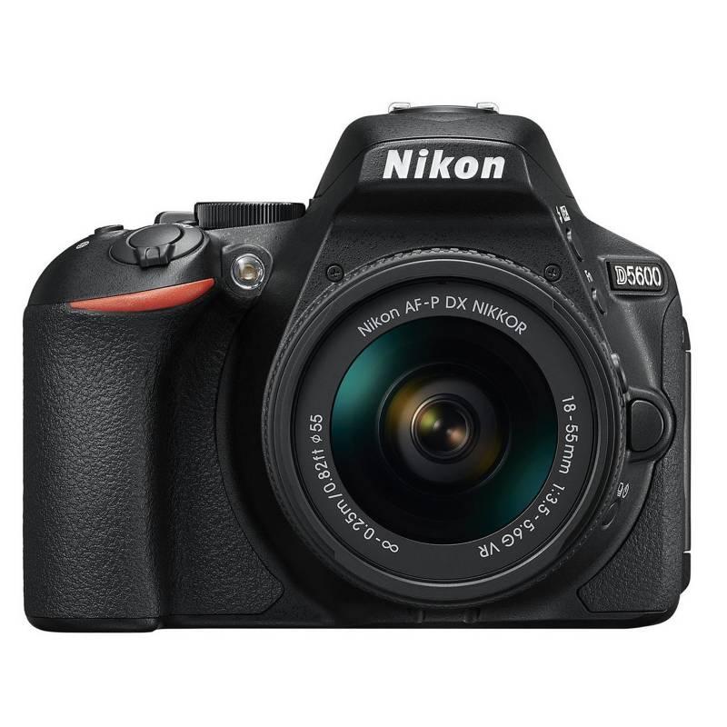 Nikon - Cámara Nikon D5600 Kit C/ 18-55Mm Af-P