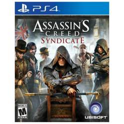 SONY<BR>ASSASSINS CREED SYNDICATE (PS4)