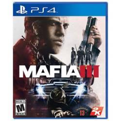 SONY<BR>MAFIA III (PS4)