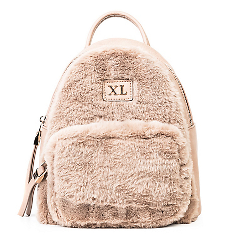duradero en uso nuevo producto 60% de liquidación Xl-Xlarge Mochila Mujer Fedra Chica Khaki - Falabella.com