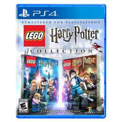 SONY<BR>LEGO HARRY POTTER COLLECTION (PS4)