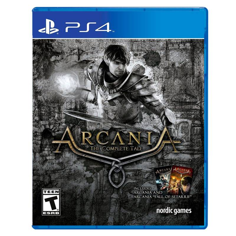 PLAYSTATION - Arcania The Complete Tale (PS4)