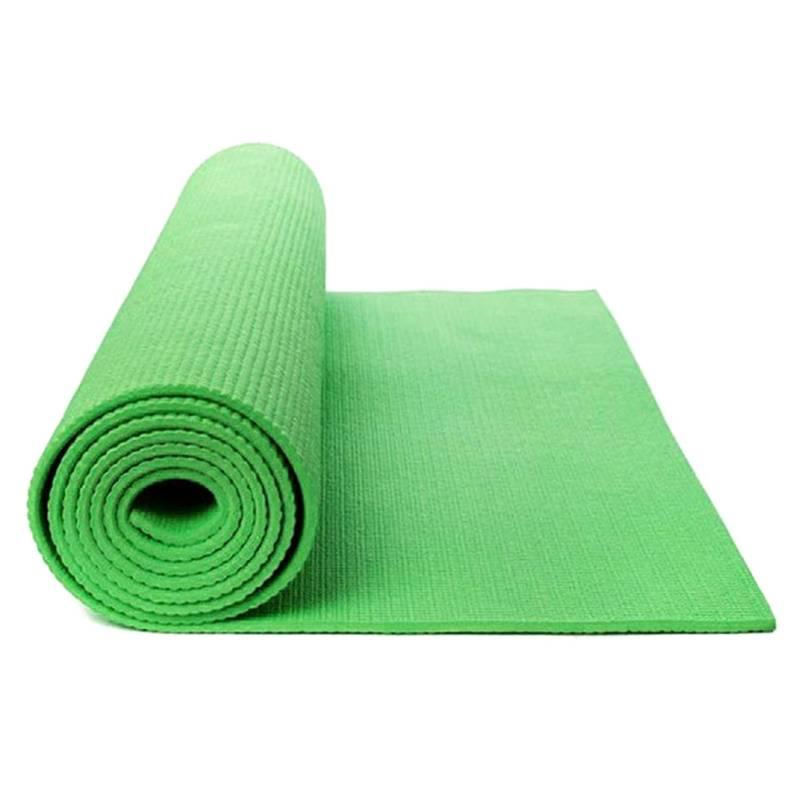 ULTIMATE FITNESS - Mat de Yoga 6 mm Verde