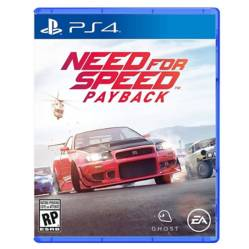 Sony - Need For Speed Payback