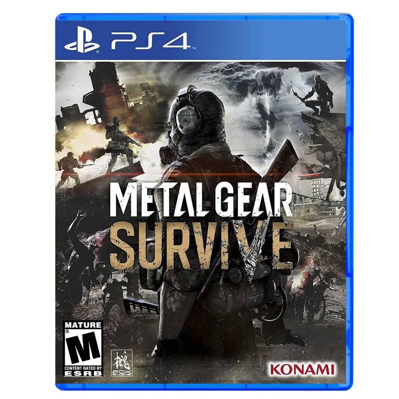 Sony - Metal Gear Survive