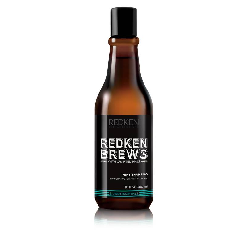 REDKEN - Shampoo Hombre Mint 300 ml Redken Brews