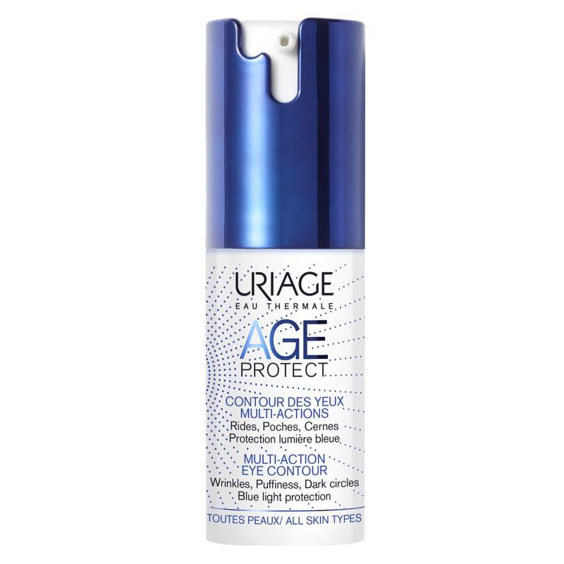 URIAGE - Age Protect Contorno de Ojos Multi-Acción 15 ML