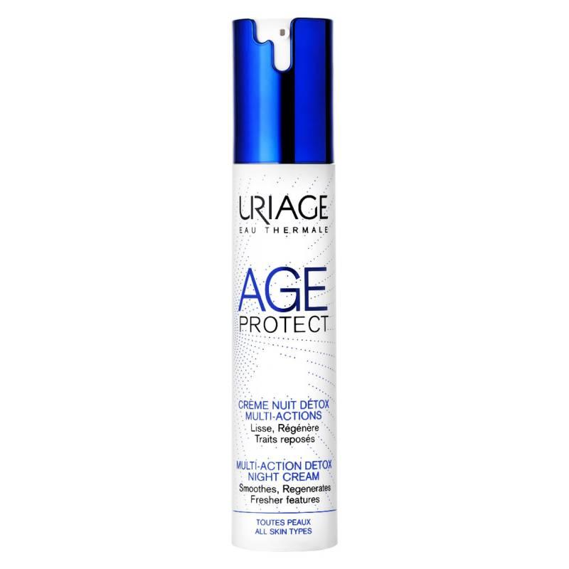 URIAGE - Age Protect Crema Detox Noche Multi-Acción 40 ML
