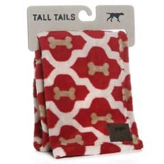 Tall Tails - Manta Polar Red Bone L