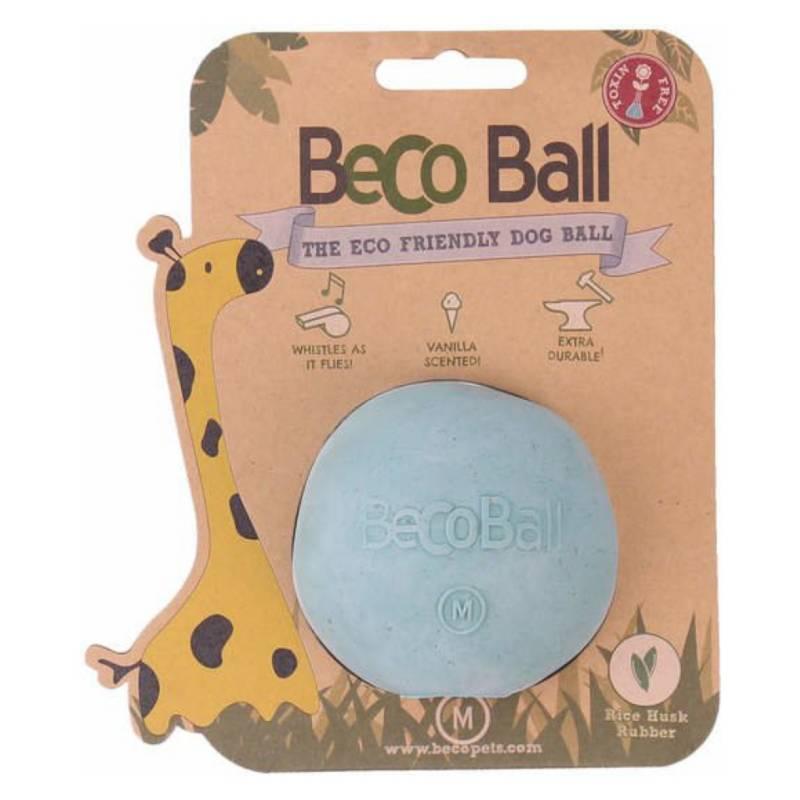 BECO PETS - Pelota Beco Ball M Biodegradable