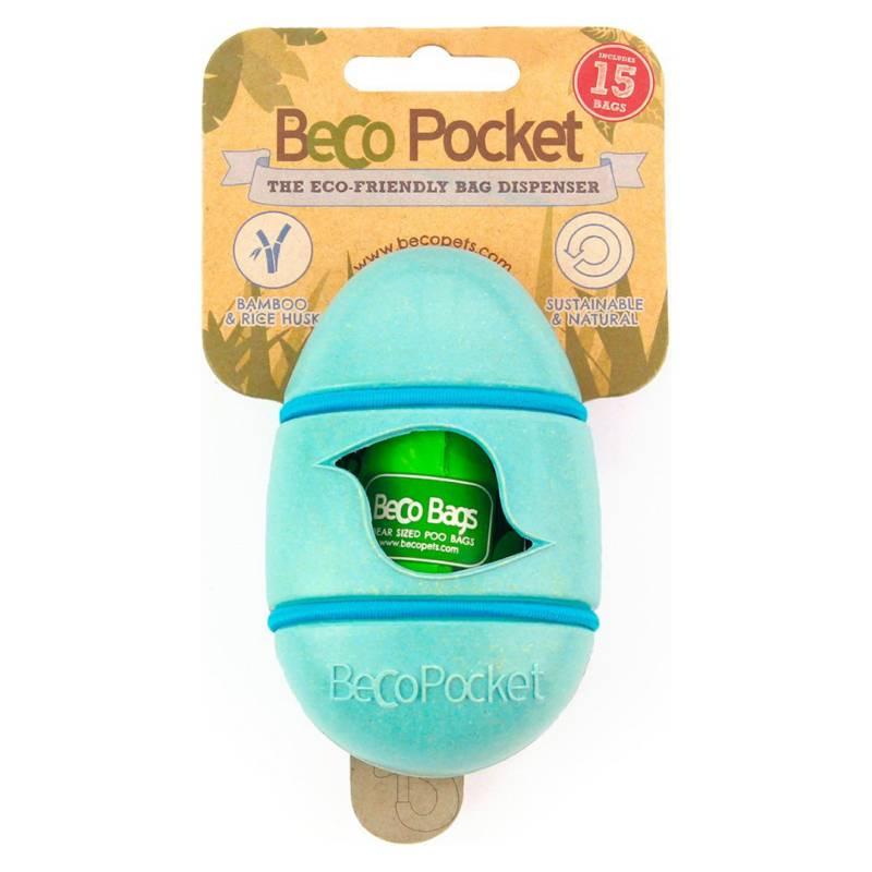 BECO PETS - Dispensador Con Bolsa Para Desechos Beco Pocket
