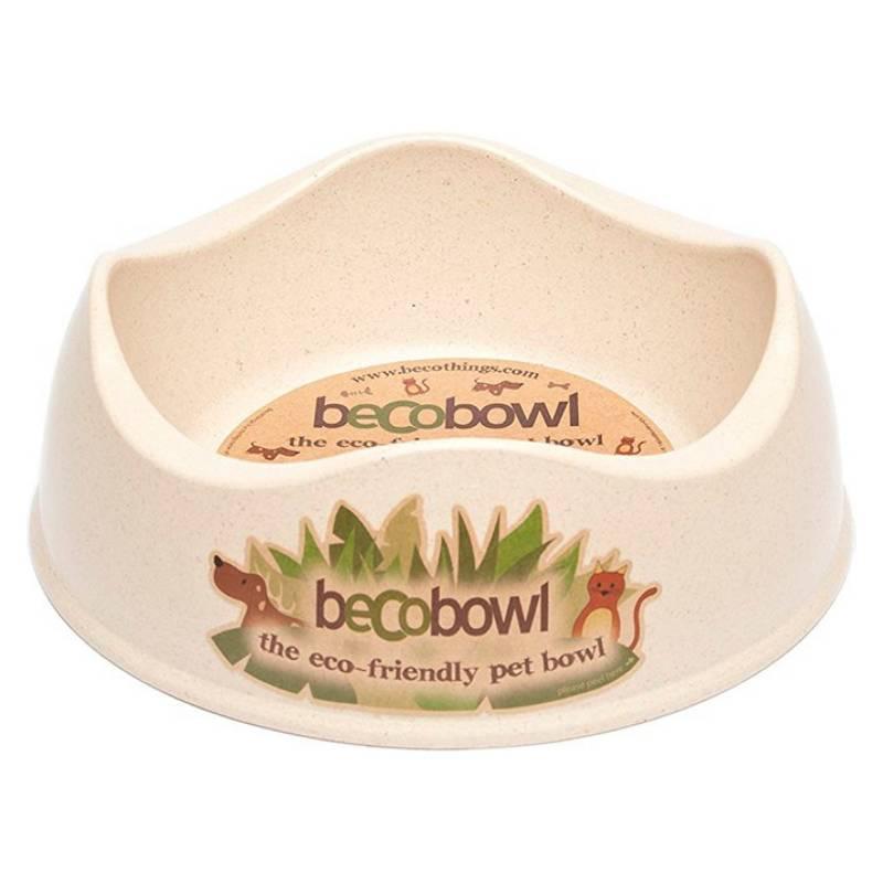 BECO PETS - Plato Para Mascotas Beco Bowl L Biodegradable