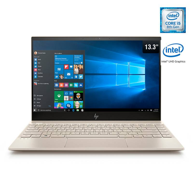 Hp - Notebook Intel Core i5 8GB RAM 256 SSD