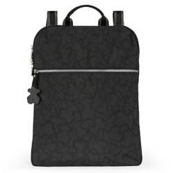 Mochila Kaos New Colores de Nylon en Color Antracita-Negro