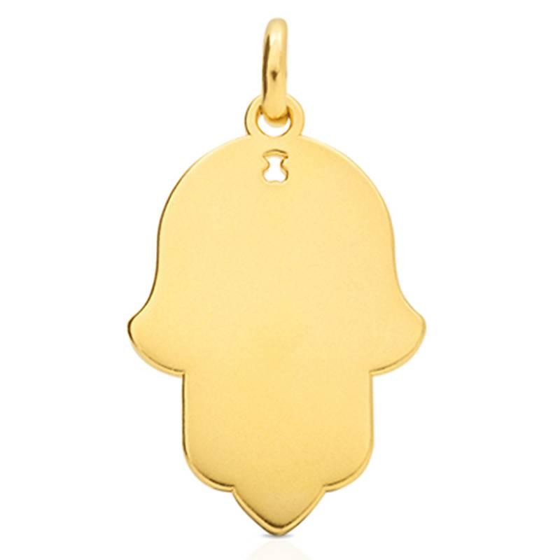 4c6598e1a505 Tous Colgante Idol Protección de Plata Vermeil - Falabella.com
