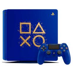 Sony - Consola PS4 1TB Limited Edition + 1 Control