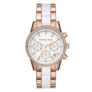 Con Reloj Kors Mujer Táctil Pantalla Michael Smartwatch 0nv8wmN