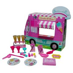 Barbie - Set Masas Camión de Helados