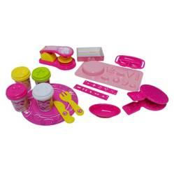 Barbie - Set Masas Tortas