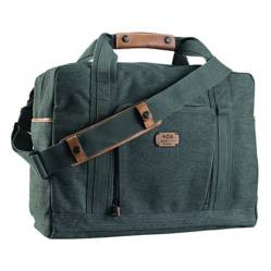 House Of Marley - Bolso Marley Lively Up Leather Overnighter Harvest