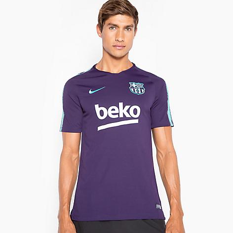c20fbb86c96c6 Nike Polera Breathe FC Barcelona Squad - Falabella.com
