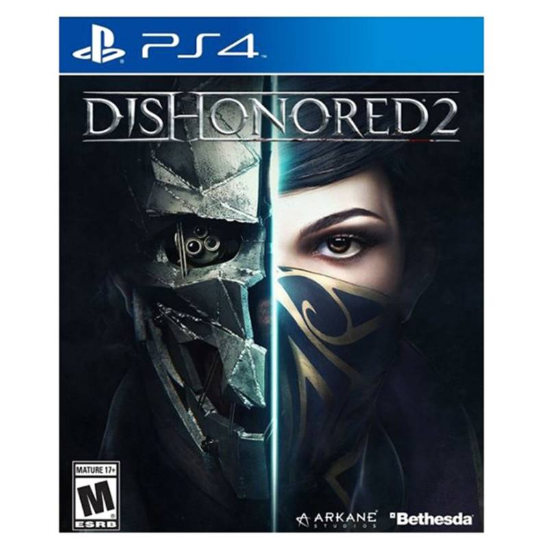 Sony - Dishonored 2 (PS4)