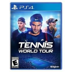 SONY<BR>TENNIS WORLD TOUR