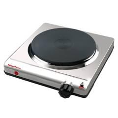 MAGEFESA - Cocina Electrica Inox 8013 1500W.1Plato (187Mm)