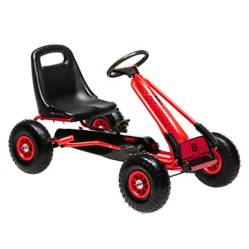 Go Kart Rojo