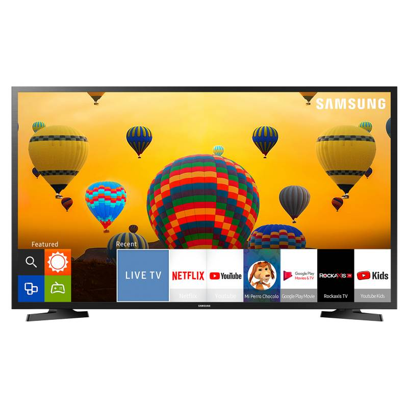 "Samsung - LED SAMSUNG 32"" J4290 HD Smart TV"