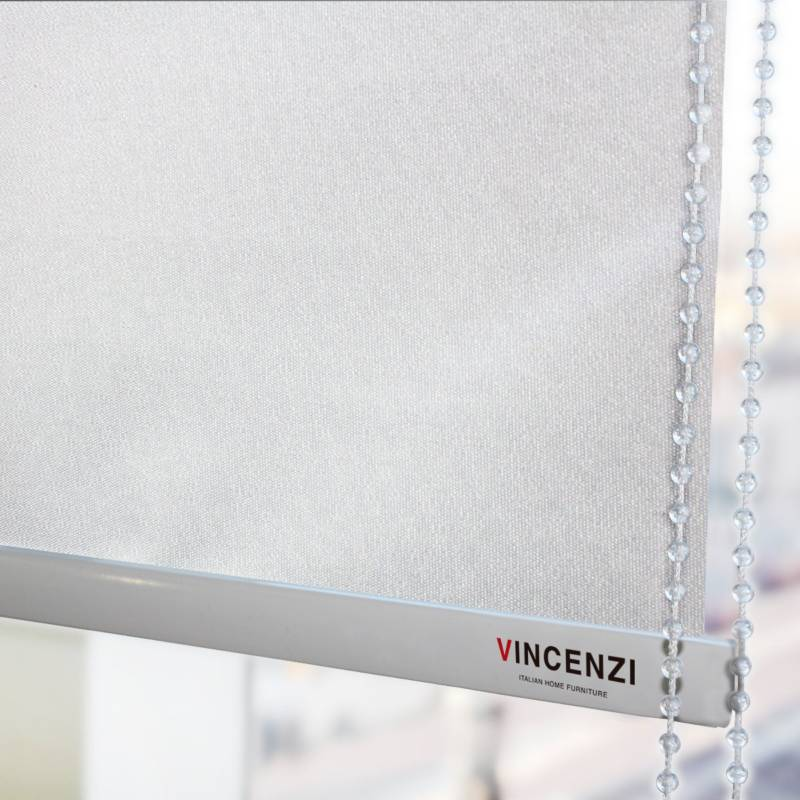 Vincenzi - Cortina Roller Blackout Termico 1.6 x 2.3m