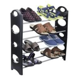 Generico - Rack Para Zapatos Apilable (36 Pares)